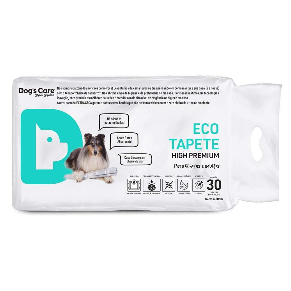 Tapete Higiênico para cães Dog's Care High Premium